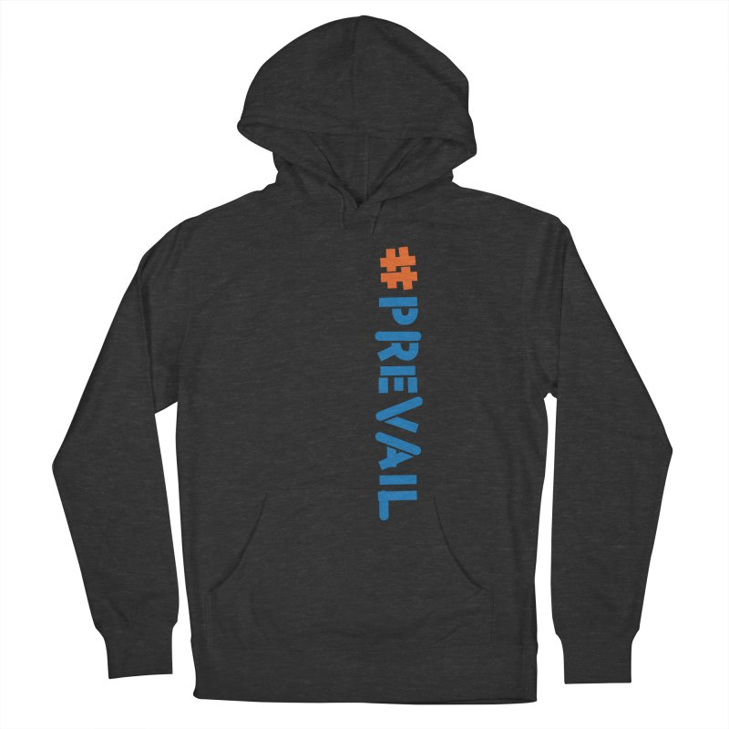 #prevail (vertical) Women's Pullover Hoody by \\ LOVING RO<3OT .boop.boop.