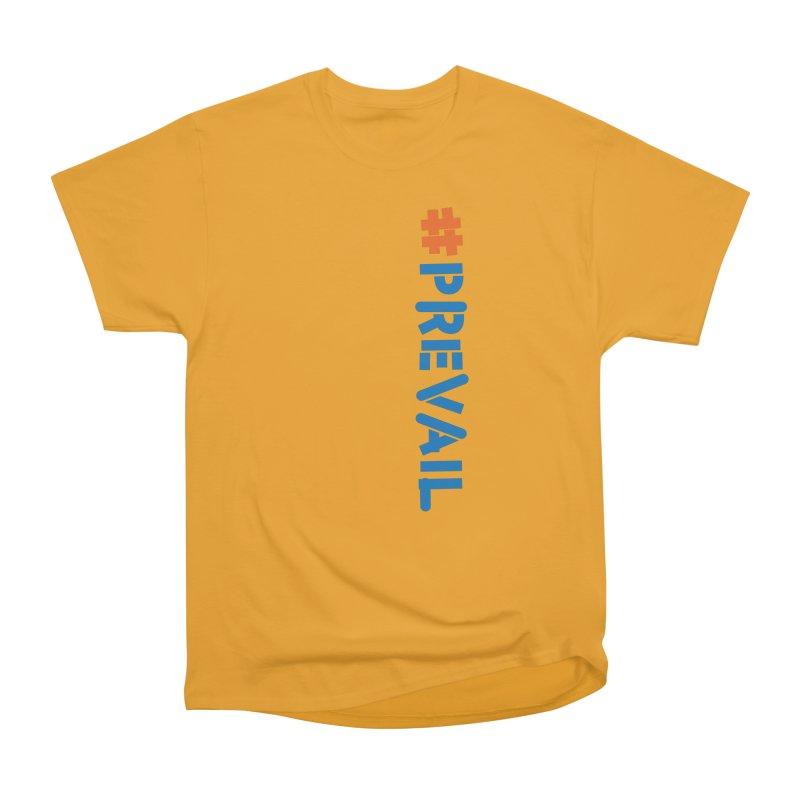 #prevail (vertical) Men's Heavyweight T-Shirt by \\ LOVING RO<3OT .boop.boop.