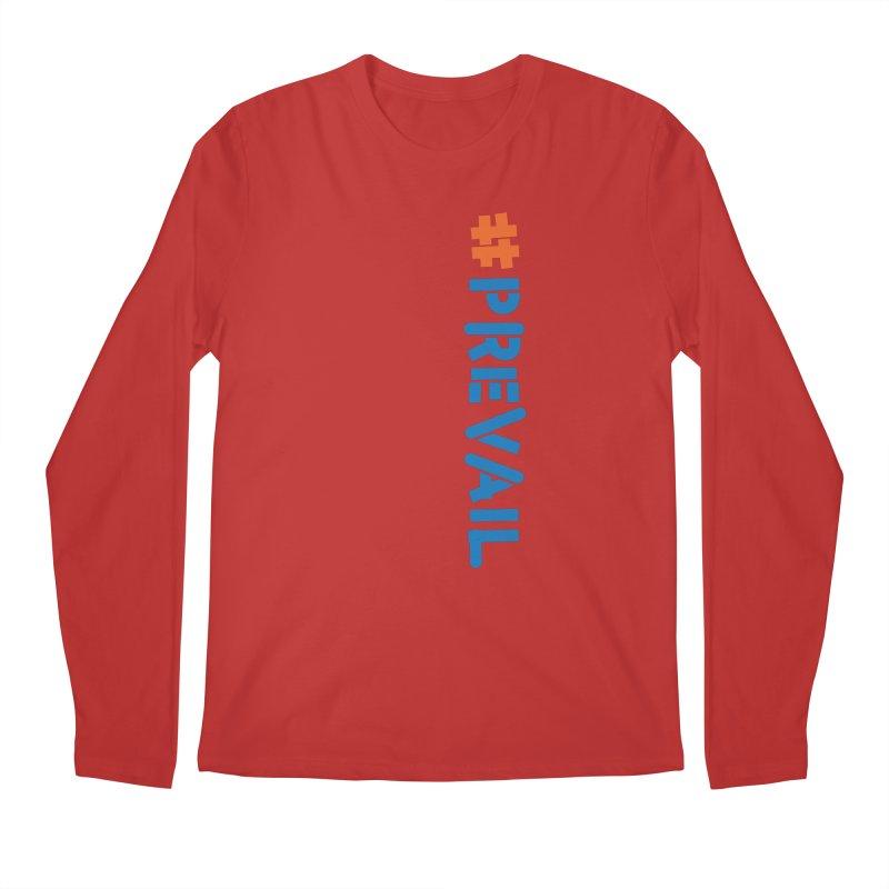 #prevail (vertical) Men's Regular Longsleeve T-Shirt by \\ LOVING RO<3OT .boop.boop.