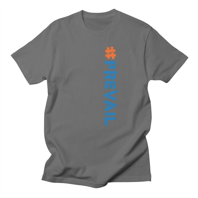 #prevail (vertical) Men's T-Shirt by \\ LOVING RO<3OT .boop.boop.