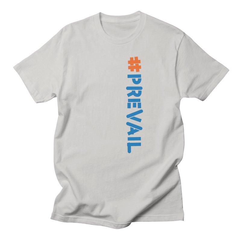 #prevail (vertical) Men's Regular T-Shirt by \\ LOVING RO<3OT .boop.boop.