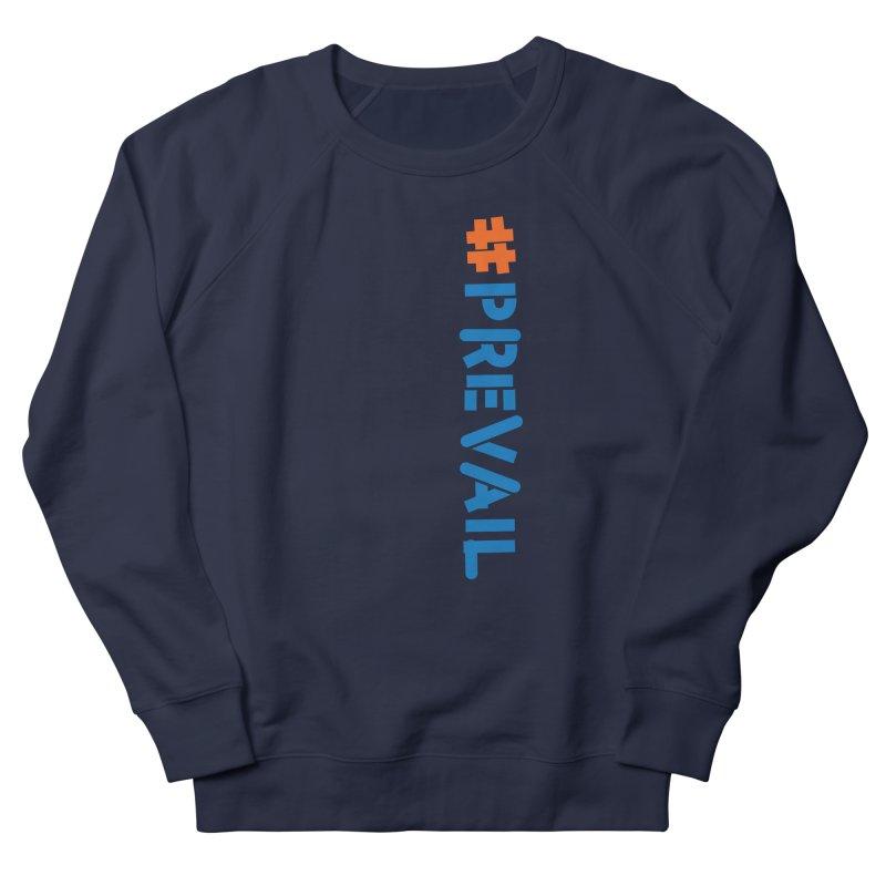 #prevail (vertical) Women's French Terry Sweatshirt by \\ LOVING RO<3OT .boop.boop.