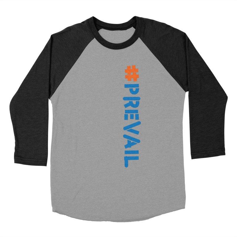 #prevail (vertical) Men's Baseball Triblend Longsleeve T-Shirt by \\ LOVING RO<3OT .boop.boop.