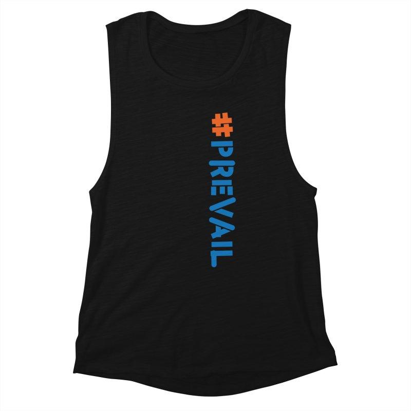 #prevail (vertical) Women's Tank by \\ LOVING RO<3OT .boop.boop.