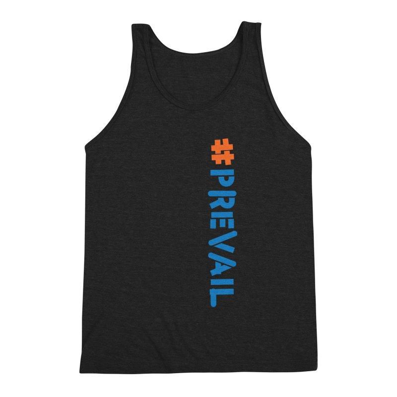 #prevail (vertical) Men's Triblend Tank by \\ LOVING RO<3OT .boop.boop.