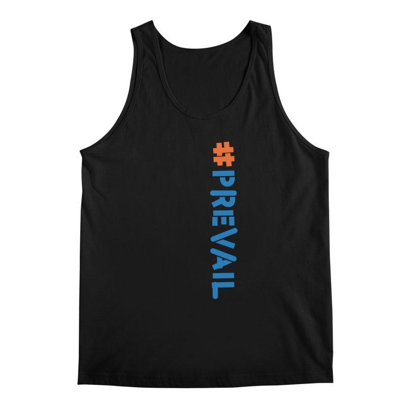 #prevail (vertical) Men's Regular Tank by \\ LOVING RO<3OT .boop.boop.