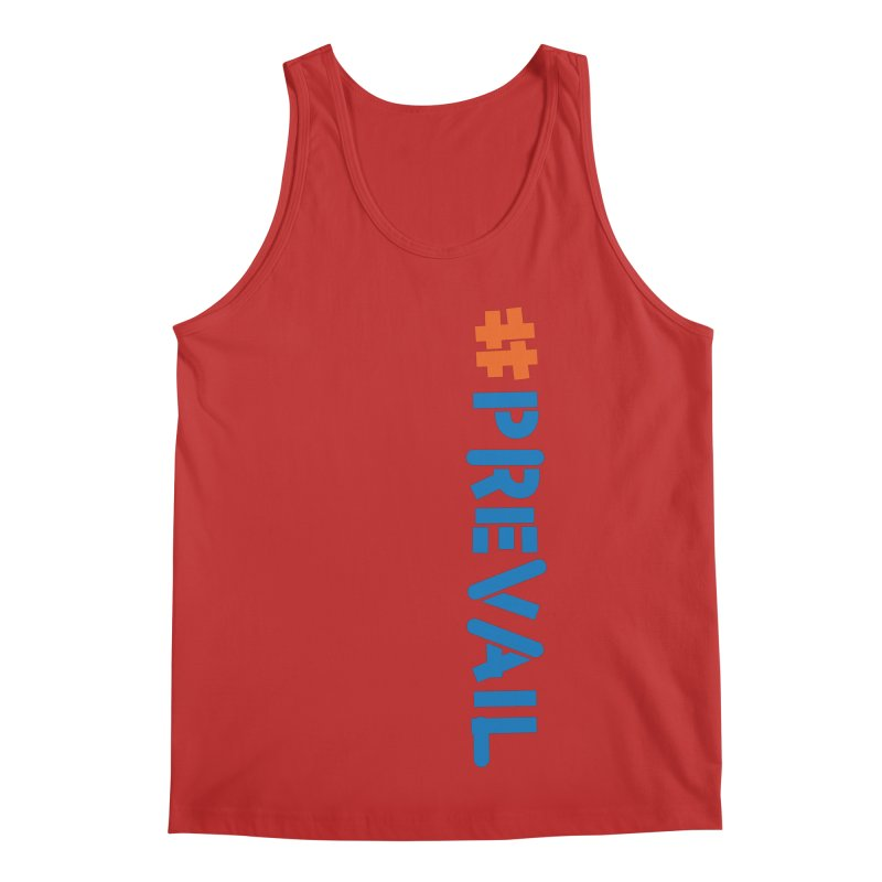 #prevail (vertical) Men's Regular Tank by \\ LOVING RO<3OT .boop.boop.