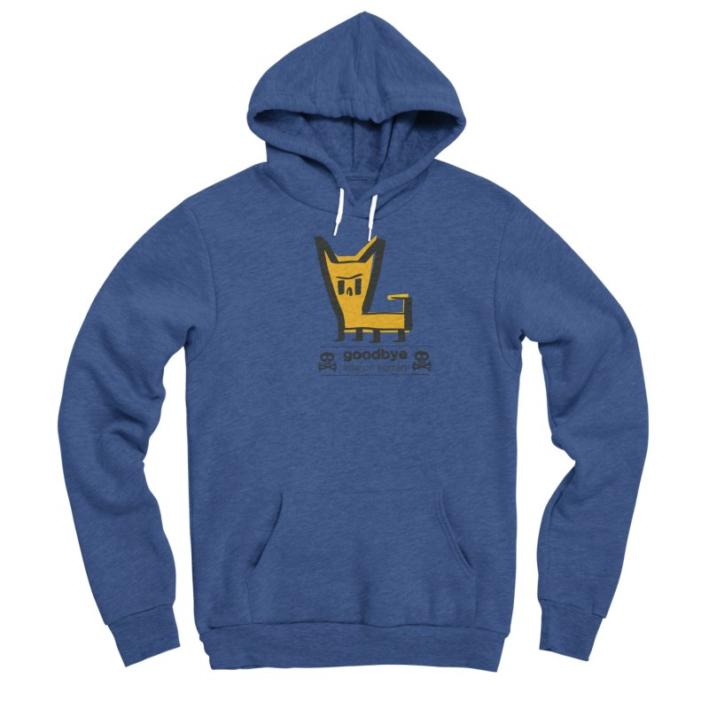goodbye, inferior human (two color) Women's Sponge Fleece Pullover Hoody by \\ LOVING RO<3OT .boop.boop.