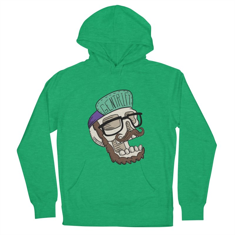 Gentrify Women's Pullover Hoody by Lowest Common Denominator