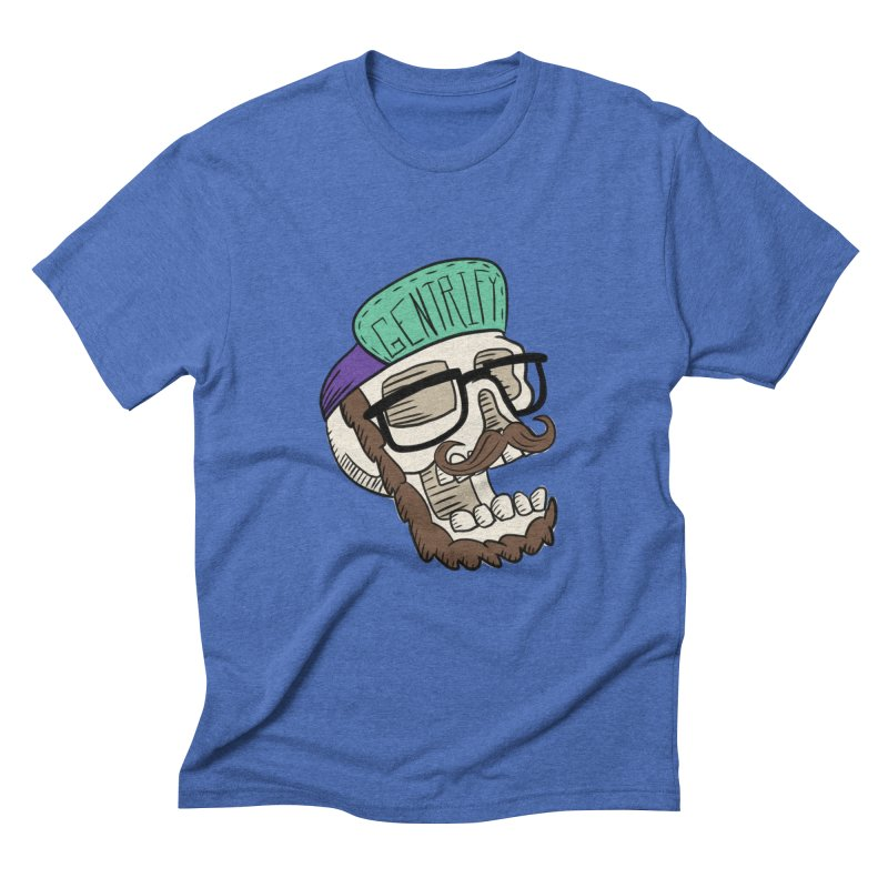 Gentrify Men's Triblend T-Shirt by Lowest Common Denominator