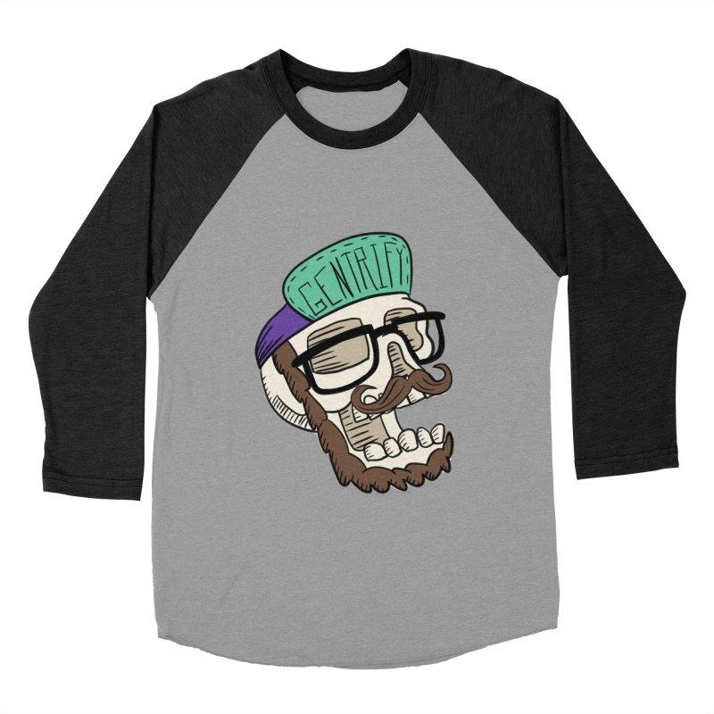 Gentrify Women's Baseball Triblend T-Shirt by Lowest Common Denominator