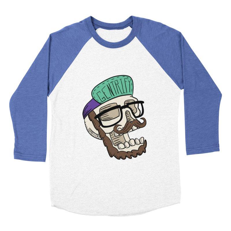 Gentrify Men's Baseball Triblend T-Shirt by Lowest Common Denominator