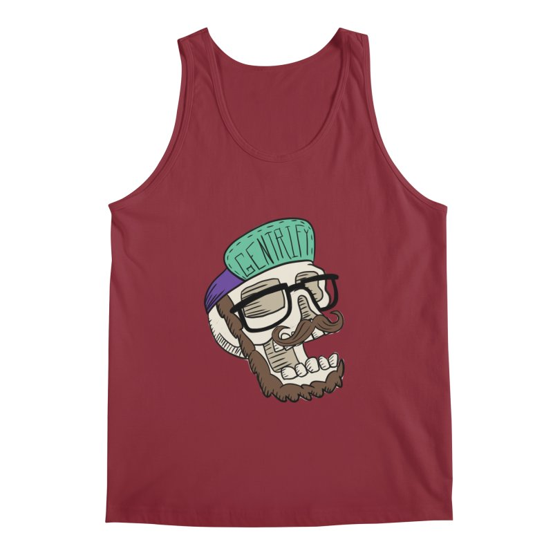 Gentrify Men's Tank by Lowest Common Denominator