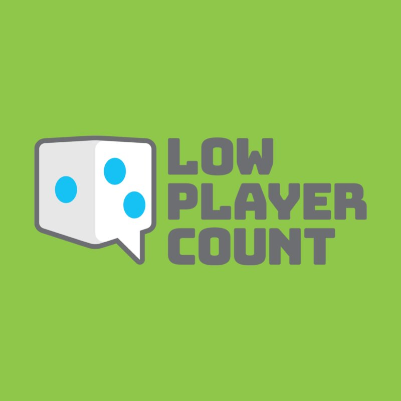 LPC Logo Green by Low Player Count