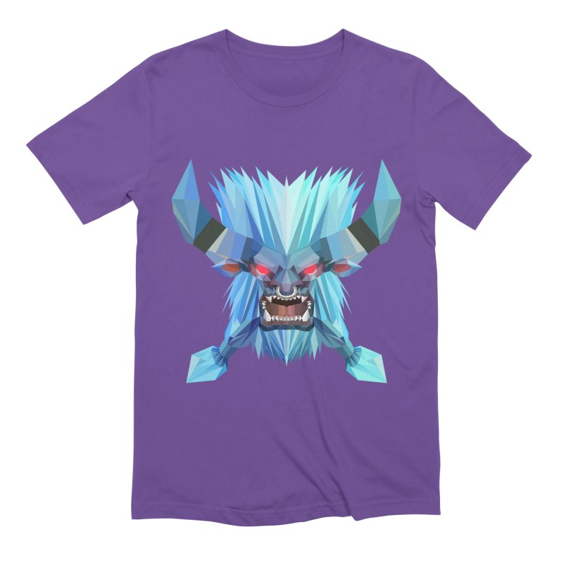 Low Poly Art - Spirit Breaker Men's T-Shirt by lowpolyart's Artist Shop
