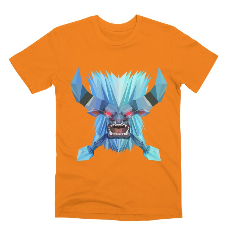 Low Poly Art - Spirit Breaker Men's T-Shirt by lowpolyart's Artist Shop