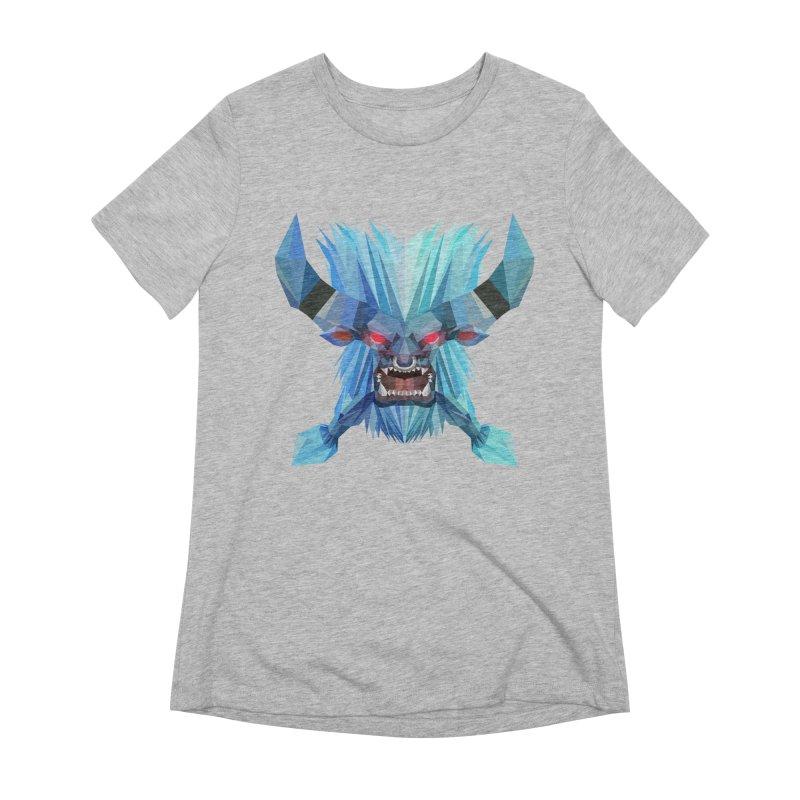 Low Poly Art - Spirit Breaker Women's T-Shirt by lowpolyart's Artist Shop