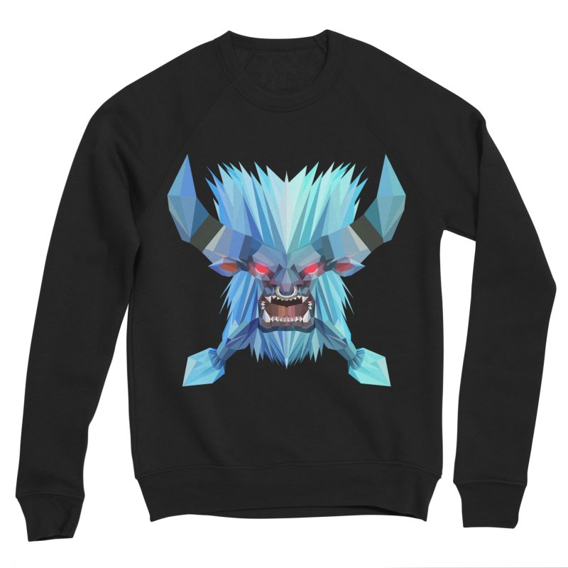 Low Poly Art - Spirit Breaker Men's Sweatshirt by lowpolyart's Artist Shop