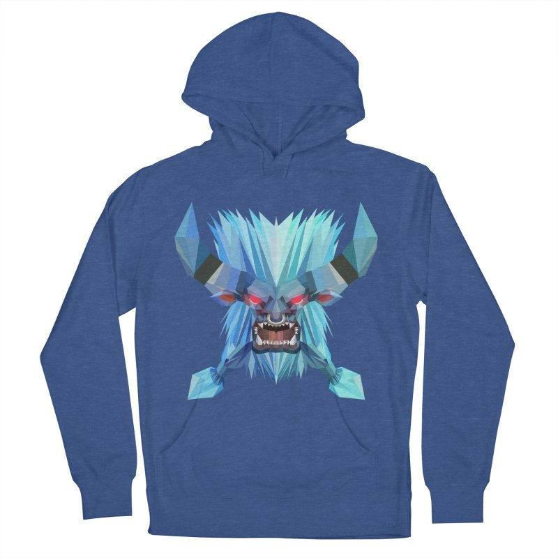 Low Poly Art - Spirit Breaker Men's Pullover Hoody by lowpolyart's Artist Shop