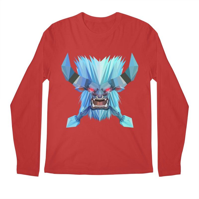 Low Poly Art - Spirit Breaker Men's Longsleeve T-Shirt by lowpolyart's Artist Shop