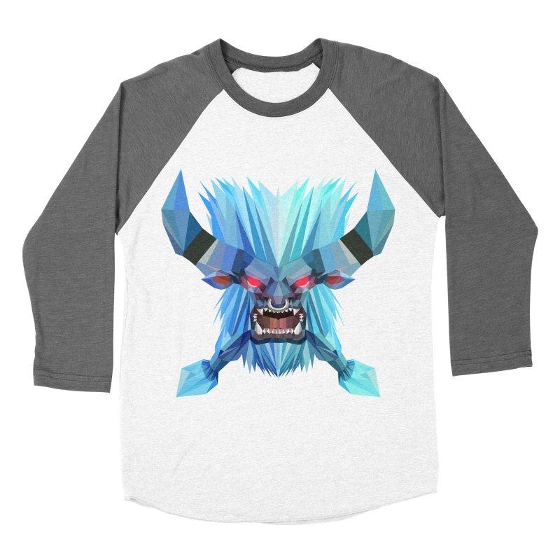 Low Poly Art - Spirit Breaker Women's Longsleeve T-Shirt by lowpolyart's Artist Shop