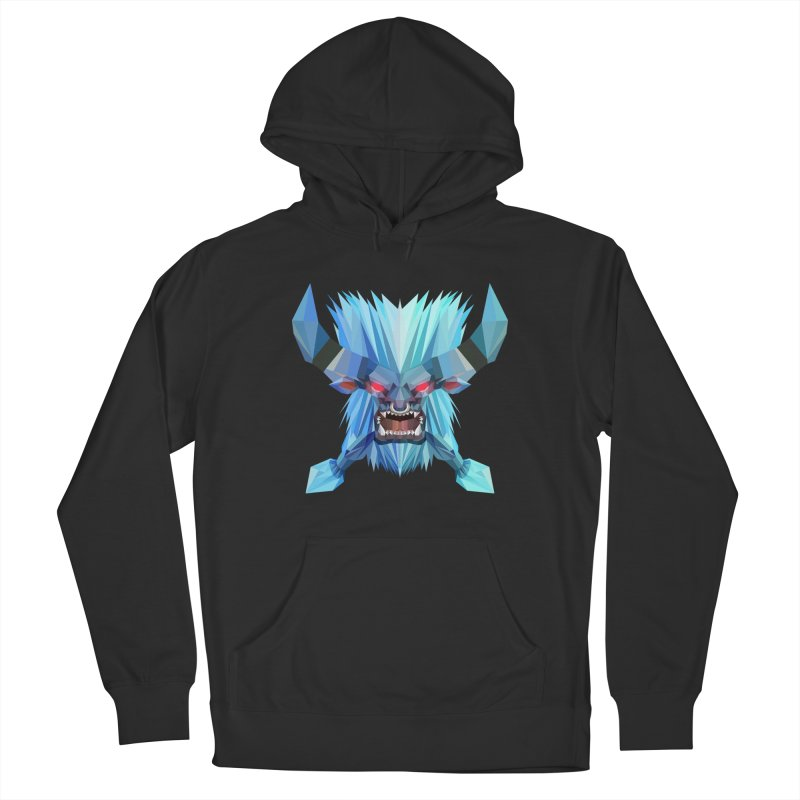 Low Poly Art - Spirit Breaker Women's Pullover Hoody by lowpolyart's Artist Shop