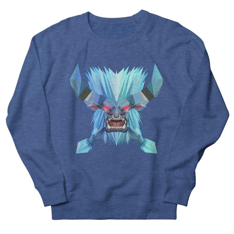 Low Poly Art - Spirit Breaker Women's French Terry Sweatshirt by lowpolyart's Artist Shop