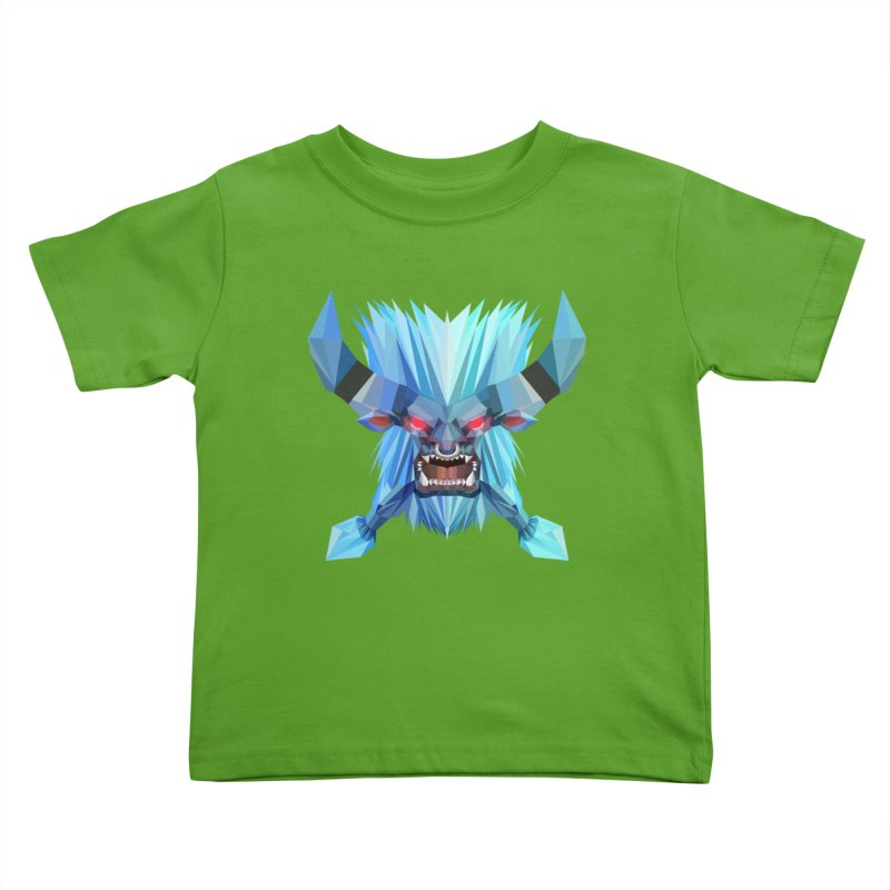 Low Poly Art - Spirit Breaker Kids Toddler T-Shirt by lowpolyart's Artist Shop