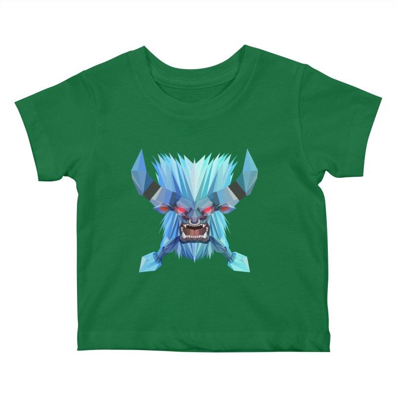 Low Poly Art - Spirit Breaker Kids Baby T-Shirt by lowpolyart's Artist Shop