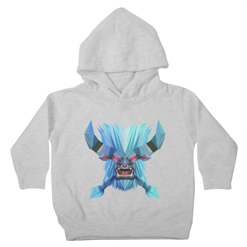 Low Poly Art - Spirit Breaker Kids Toddler Pullover Hoody by lowpolyart's Artist Shop