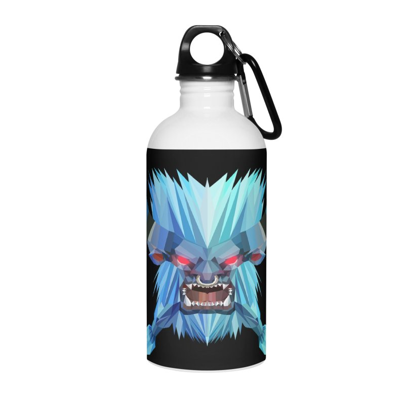 Low Poly Art - Spirit Breaker Accessories Water Bottle by lowpolyart's Artist Shop