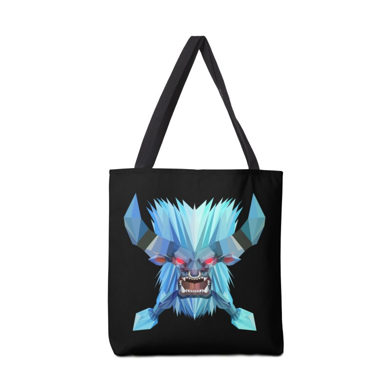 Low Poly Art - Spirit Breaker Accessories Bag by lowpolyart's Artist Shop