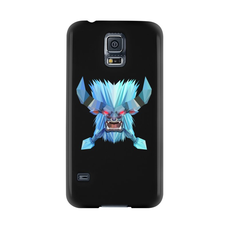 Low Poly Art - Spirit Breaker Accessories Phone Case by lowpolyart's Artist Shop