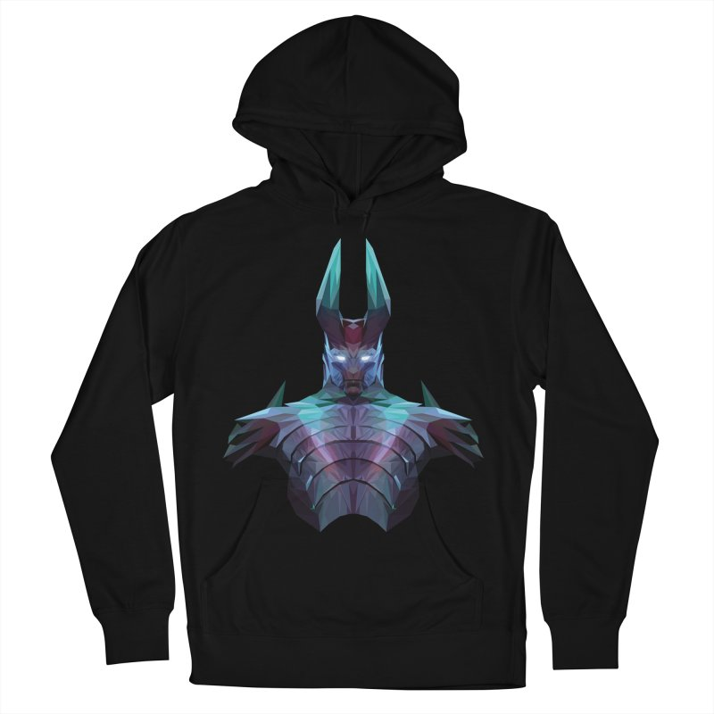 Low Poly Art - Tblade Women's French Terry Pullover Hoody by lowpolyart's Artist Shop