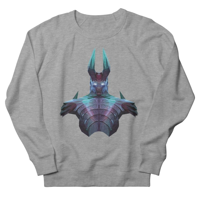 Low Poly Art - Tblade Women's French Terry Sweatshirt by lowpolyart's Artist Shop