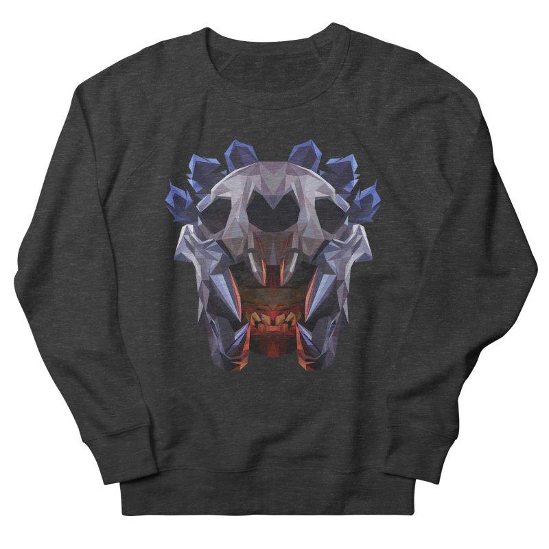 Low Poly Art - Bloodseeker Men's French Terry Sweatshirt by lowpolyart's Artist Shop