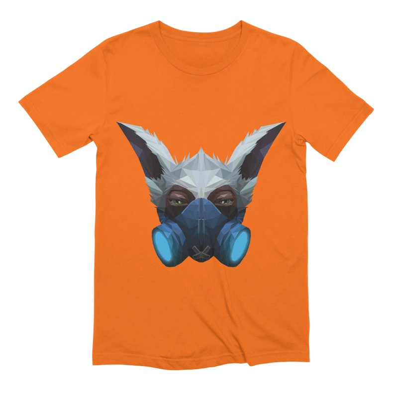 Low Poly Art - Meepo Men's Extra Soft T-Shirt by lowpolyart's Artist Shop
