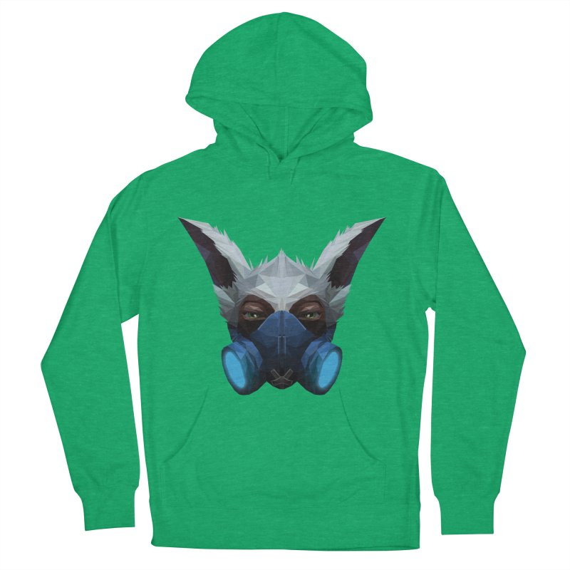 Low Poly Art - Meepo Women's French Terry Pullover Hoody by lowpolyart's Artist Shop