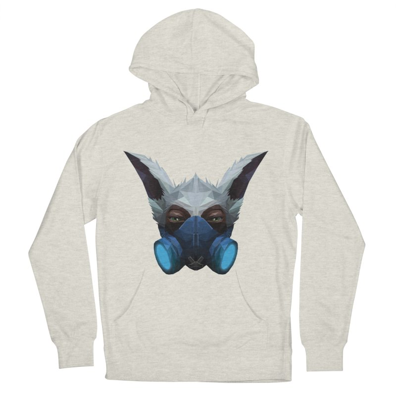 Low Poly Art - Meepo Men's French Terry Pullover Hoody by lowpolyart's Artist Shop