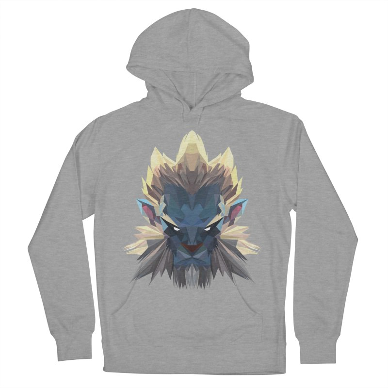 Low Poly Art - Phantom Lancer Women's French Terry Pullover Hoody by lowpolyart's Artist Shop