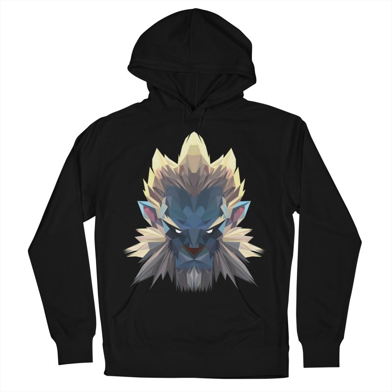 Low Poly Art - Phantom Lancer Men's French Terry Pullover Hoody by lowpolyart's Artist Shop