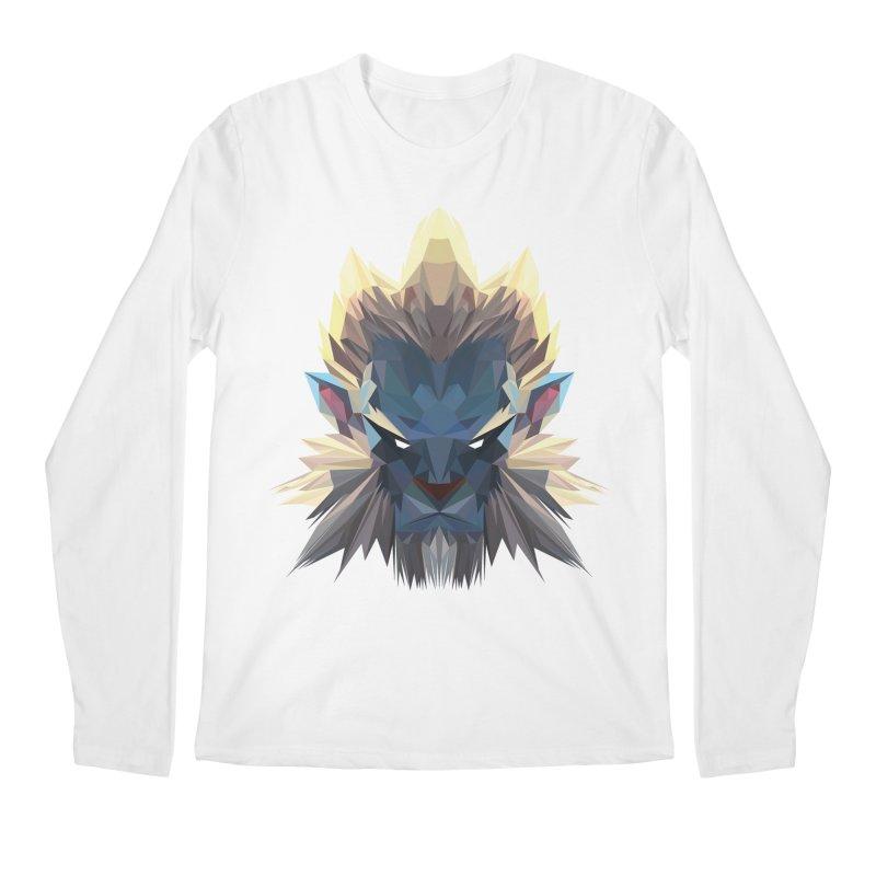 Low Poly Art - Phantom Lancer Men's Regular Longsleeve T-Shirt by lowpolyart's Artist Shop