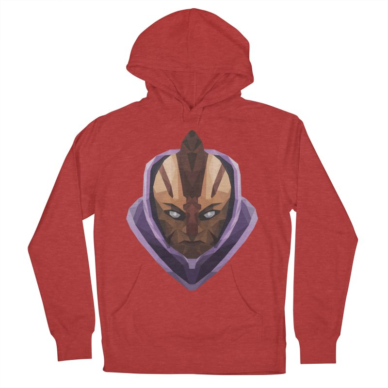Low Poly Art - Antimage Men's French Terry Pullover Hoody by lowpolyart's Artist Shop