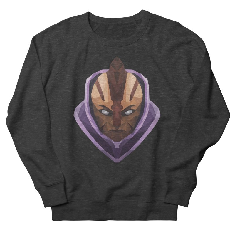 Low Poly Art - Antimage Men's French Terry Sweatshirt by lowpolyart's Artist Shop