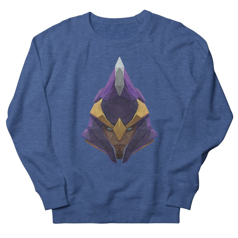 Low Poly Art - Silencer Women's French Terry Sweatshirt by lowpolyart's Artist Shop