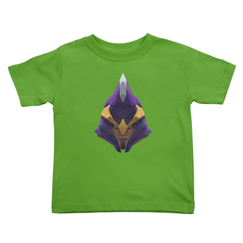 Low Poly Art - Silencer Kids Toddler T-Shirt by lowpolyart's Artist Shop