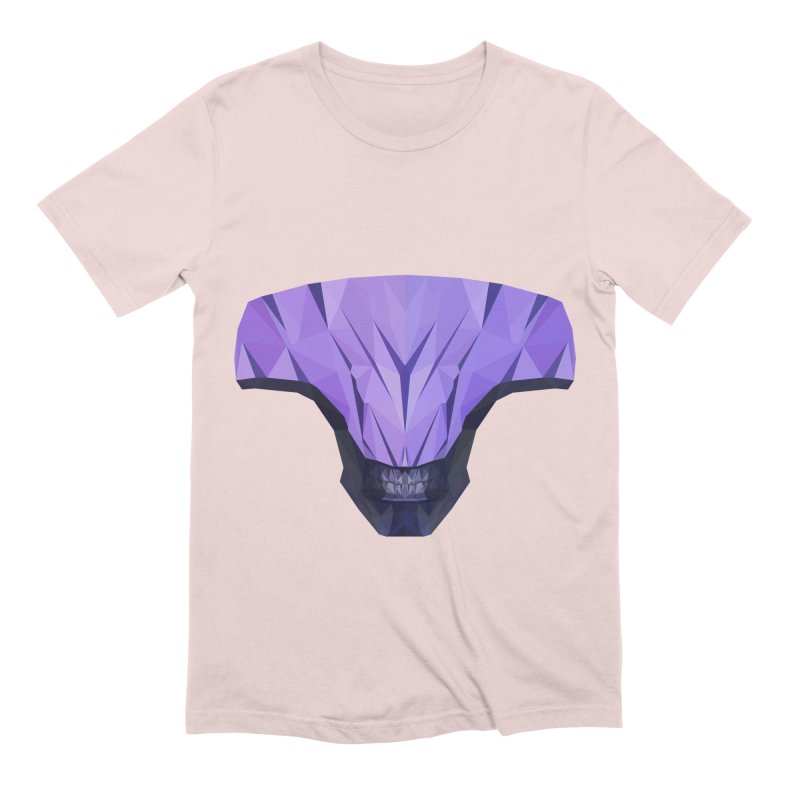 Low Poly Art - Faceless Void Men's Extra Soft T-Shirt by lowpolyart's Artist Shop