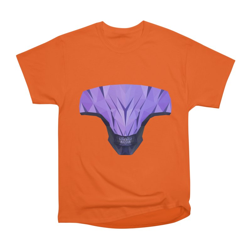 Low Poly Art - Faceless Void Men's Heavyweight T-Shirt by lowpolyart's Artist Shop