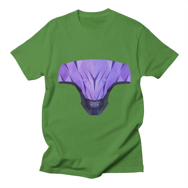Low Poly Art - Faceless Void Women's Regular Unisex T-Shirt by lowpolyart's Artist Shop