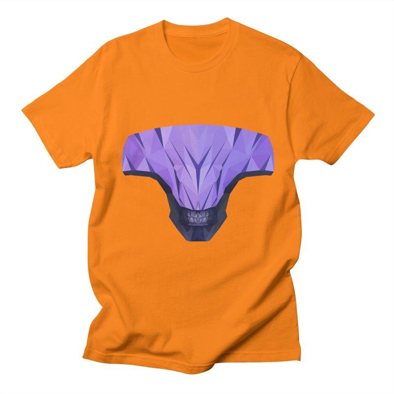 Low Poly Art - Faceless Void Men's Regular T-Shirt by lowpolyart's Artist Shop